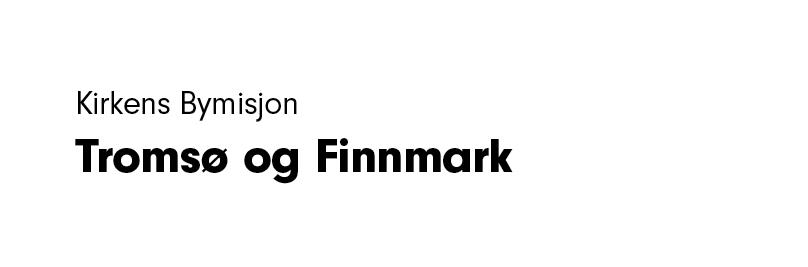 Kirkens Bymisjon Tromsø og Finnmark